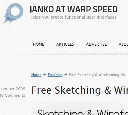 Free Sketching & Wireframing Kit