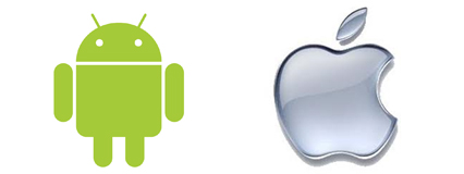 androidとiPhoneの違い
