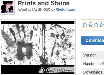 Prints and Stains