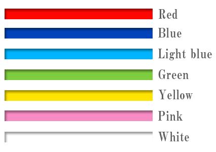 神戸のカラー見本