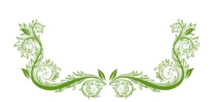 草花ブラシ